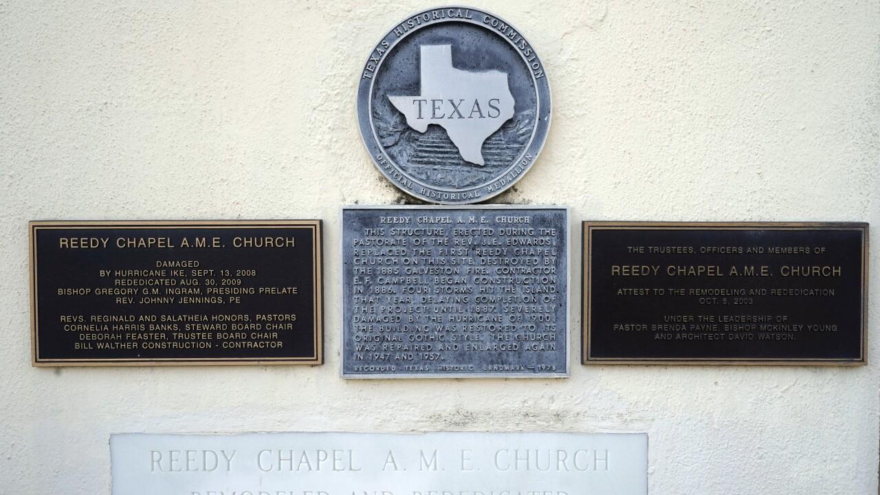 Reedy Chapel
