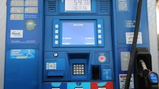 Gas prices falling across the country