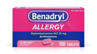 FDA warns of Benadryl 'challenge' dangers, investigates possible illnesses