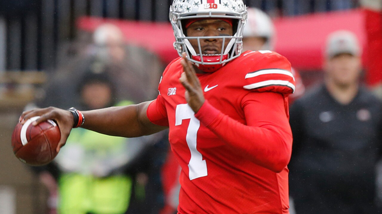 AP Top 25: Ohio State up to No. 6 after stomping Michigan