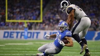 Ndamukong Suh, Ezekiel Ansah among players fined in NFL Week 13