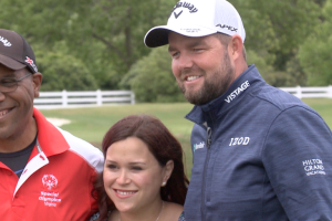 Marc and Audrey Leishman host another big Begin Again Celebrity Golf Classic