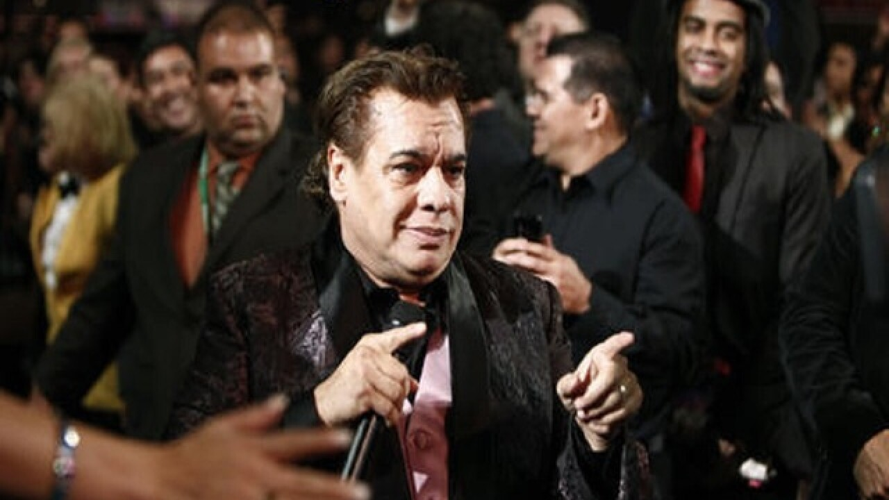 Juan Gabriel, famed Mexican singer-songwriter, dies at 66