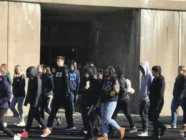 Students walk out to protest gun violence across southeast WI [PHOTOS]