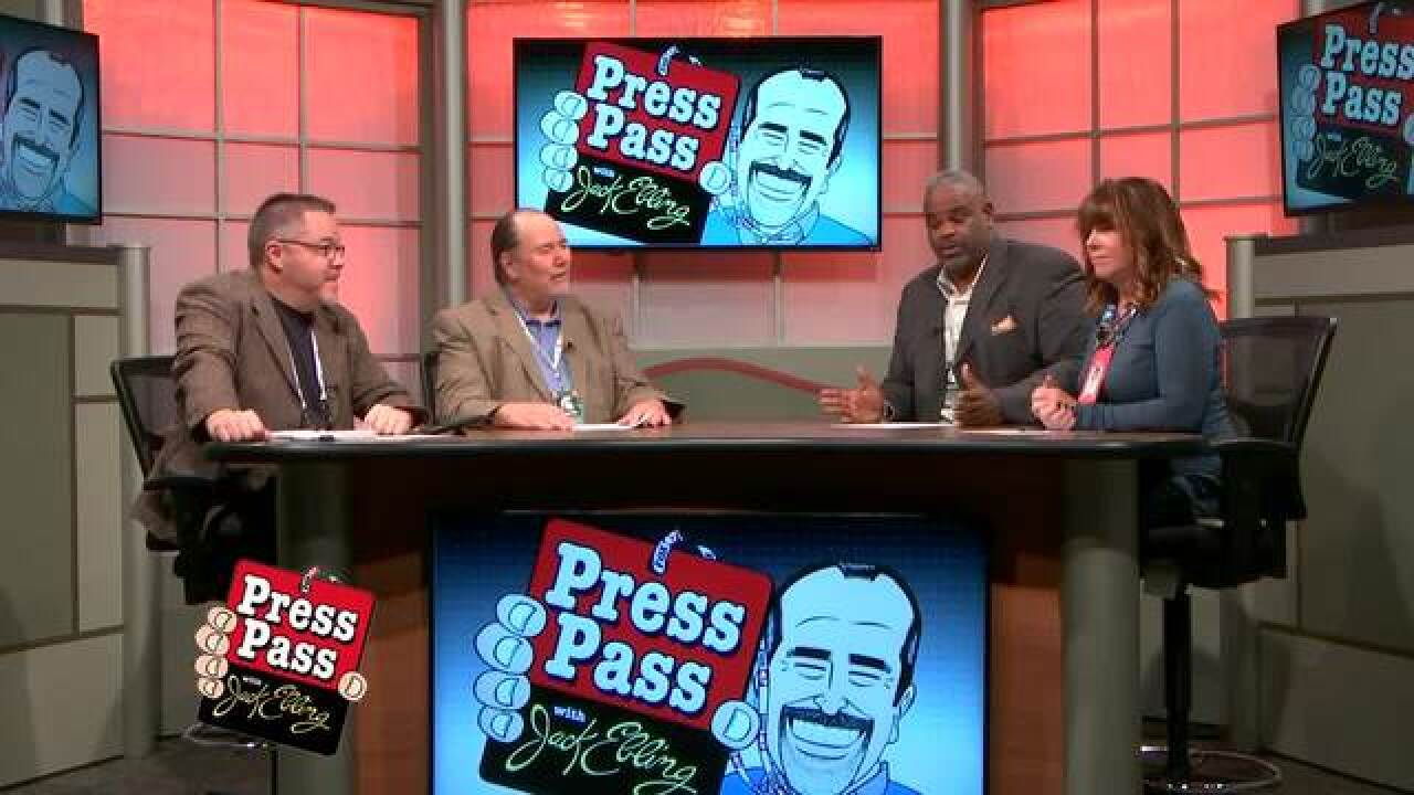 Press Pass All Stars: 10/7/18
