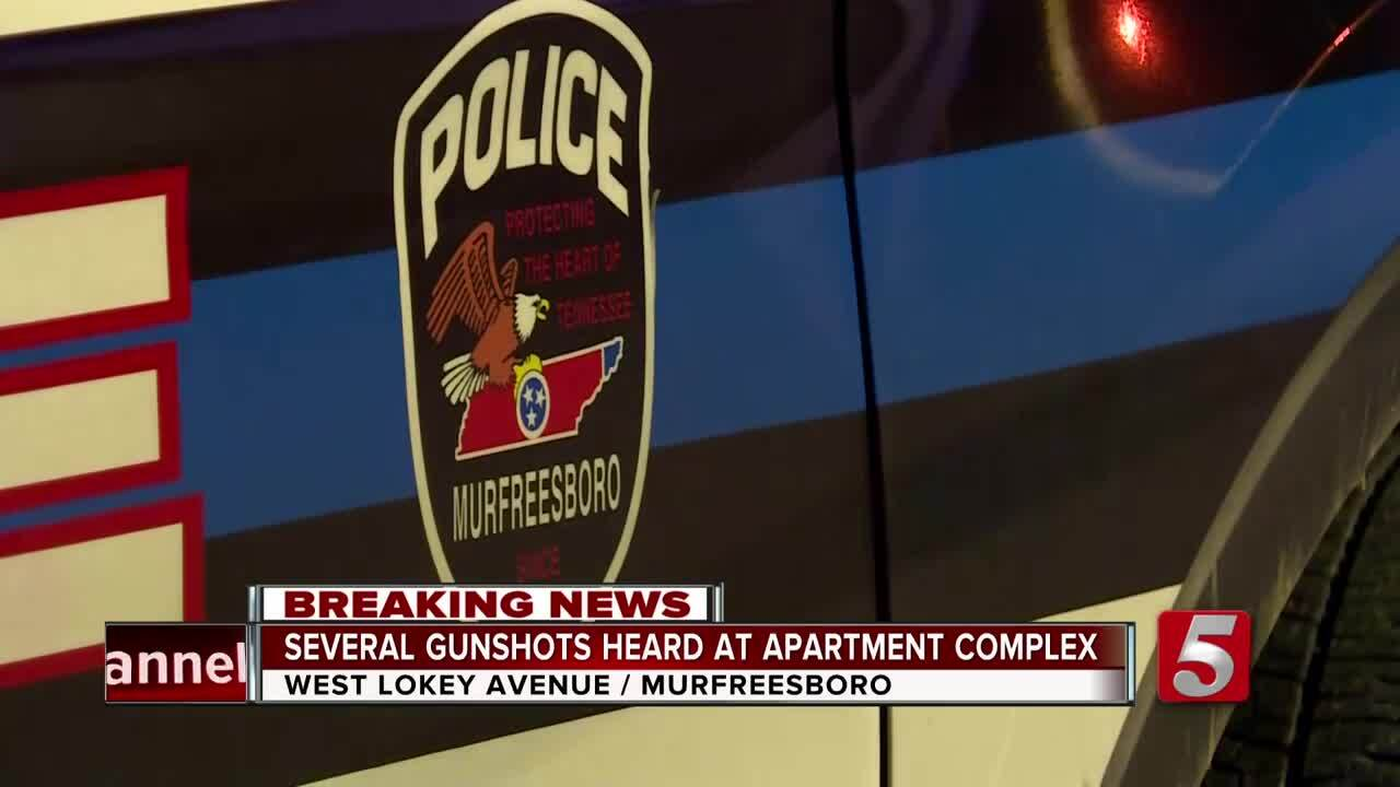 Shooting at Graystone Apartments in Murfreesboro leaves one dead