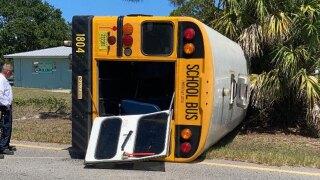 Sebastian bus crash on June 10, 2021