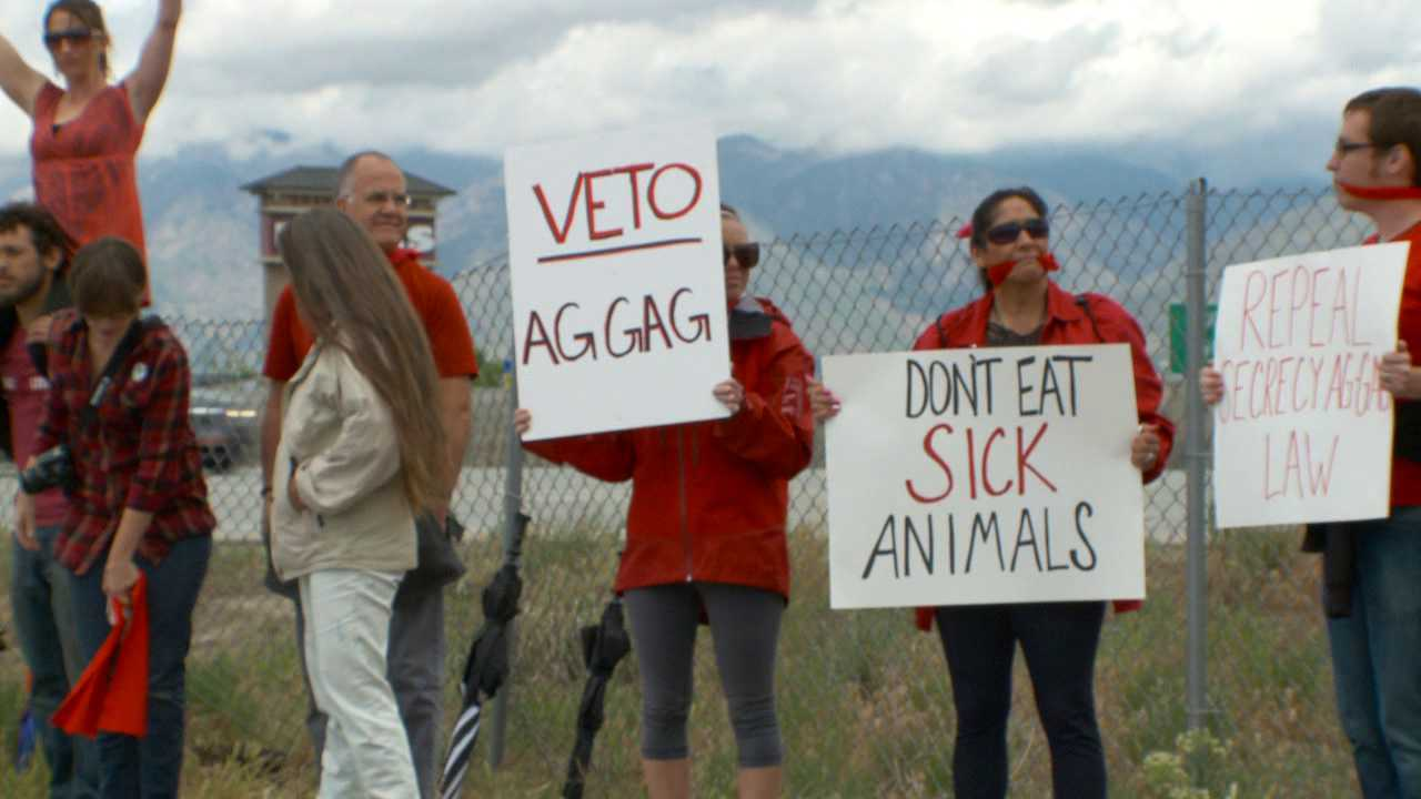 Utah responds to lawsuit over so-called 'Ag Gag' law