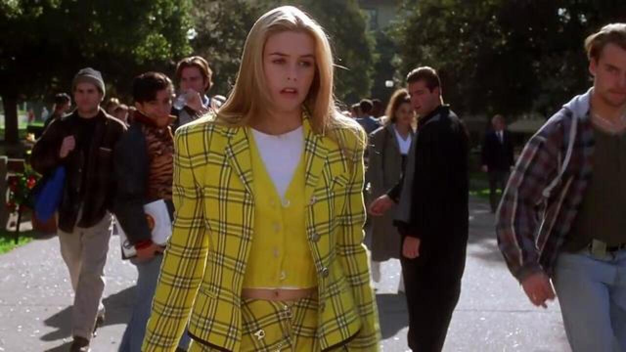 Clueless' remake in the works at Paramount