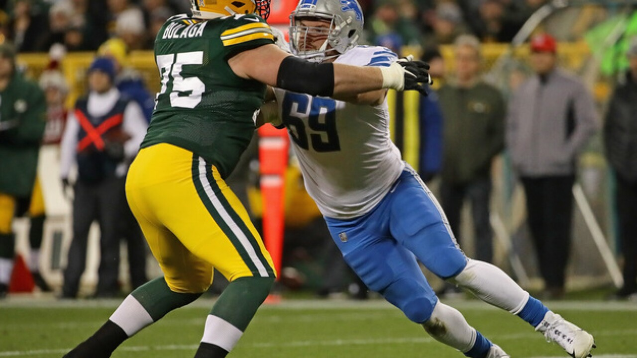 Report: Bryan Bulaga refused to take pay cut