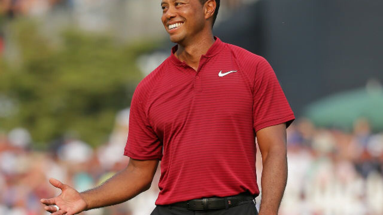 Brooks Koepka wins PGA but Tiger wins the day