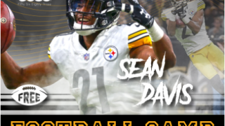 Sean Davis free football camp