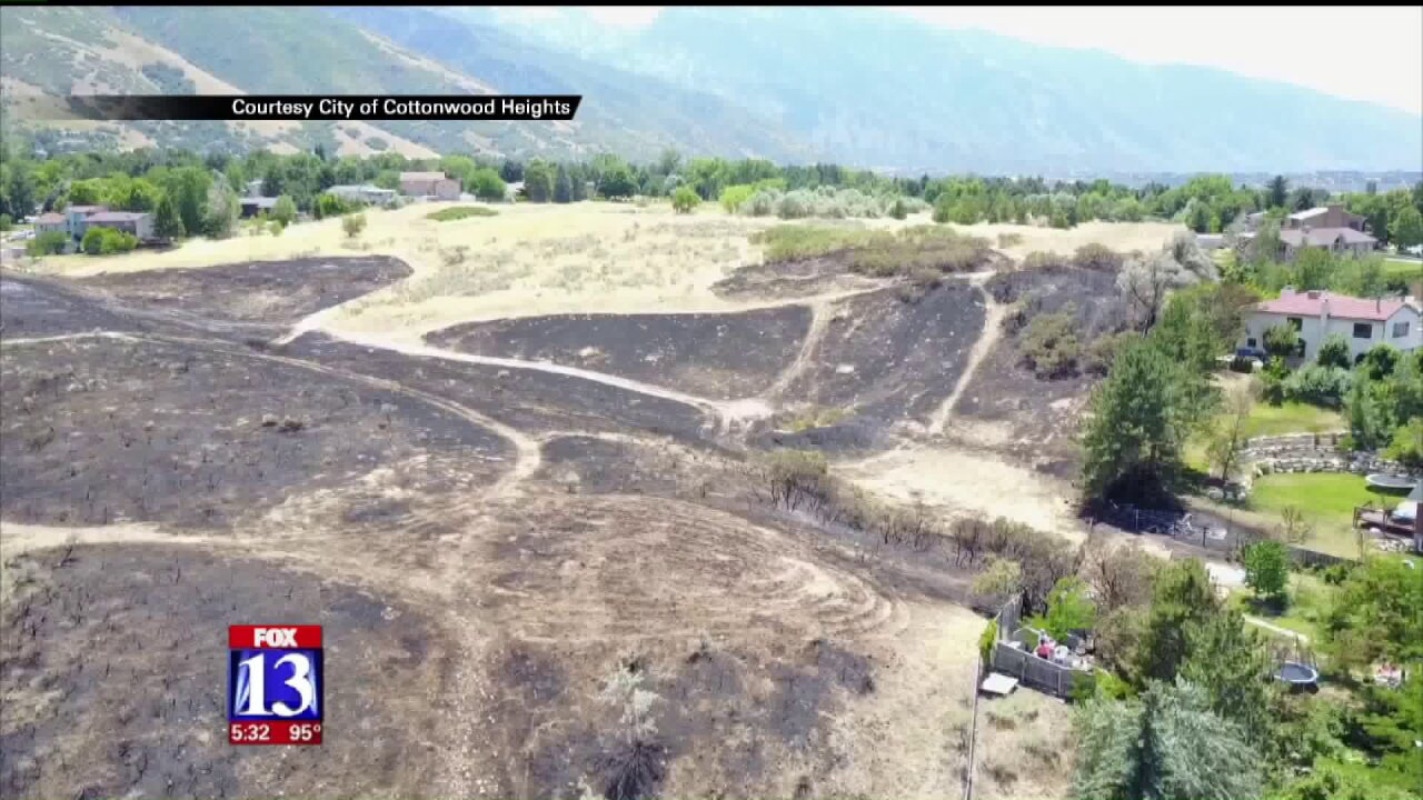 More Utah cities considering additional fireworks restrictions after fiery Fourth of July