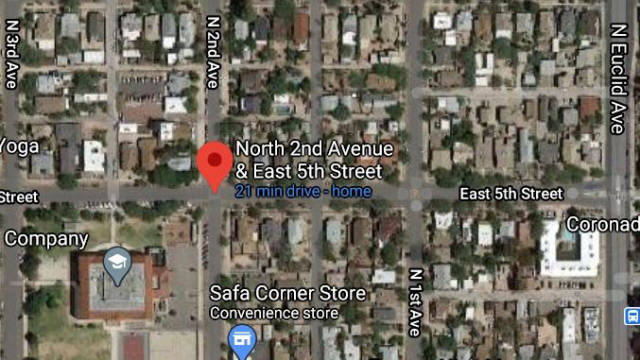 Tucson police say a 19-year-old man was killed Saturday. Photo via Google Maps.