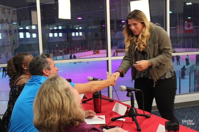 Could the next American Idol be from Tampa? Tampa Bay Idol Auditions at Florida Hospital Center Ice