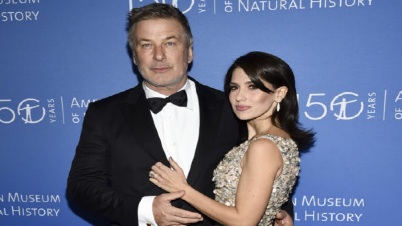 Alec And Hilaria Baldwin Welcome Rainbow Baby