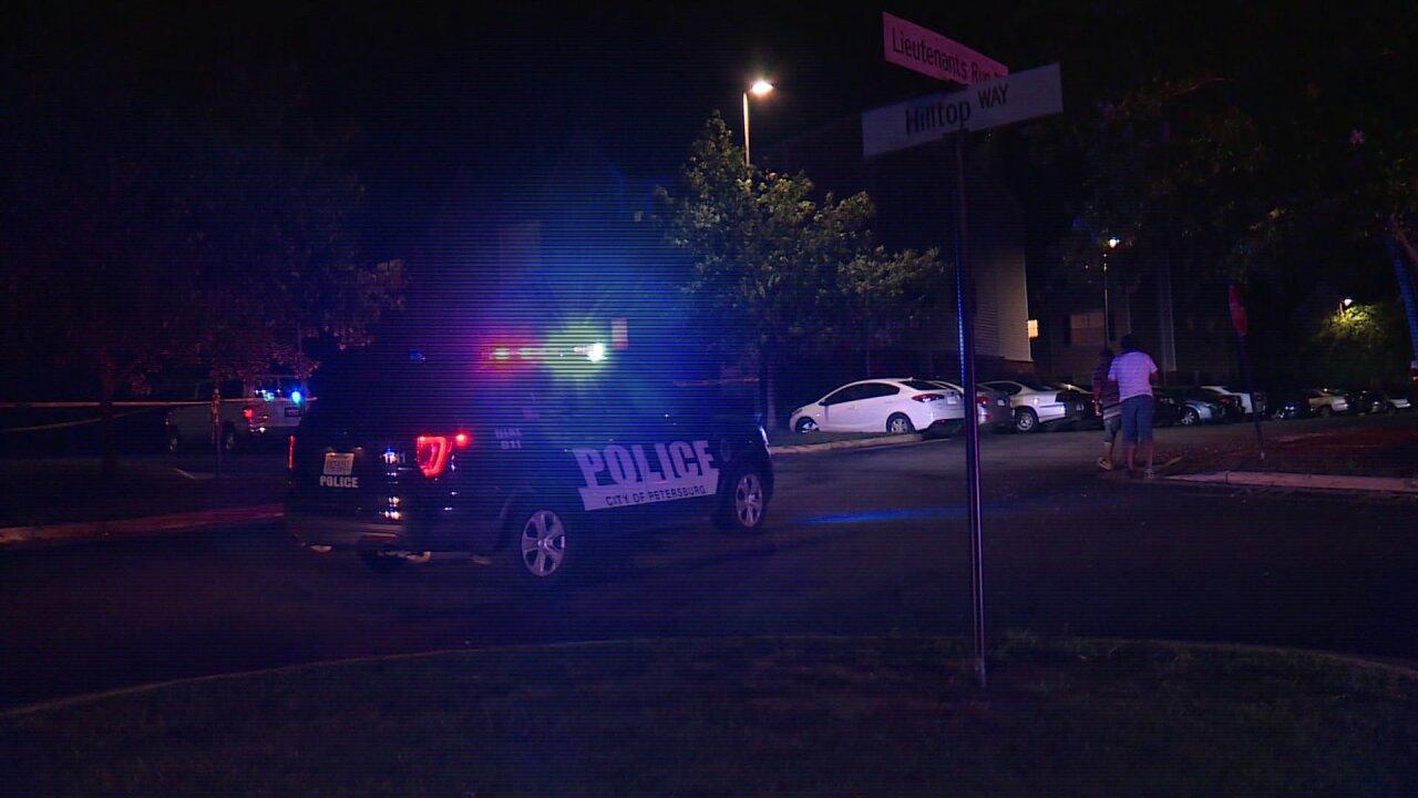 Petersburg teen's shooting death deemed 'accidental'