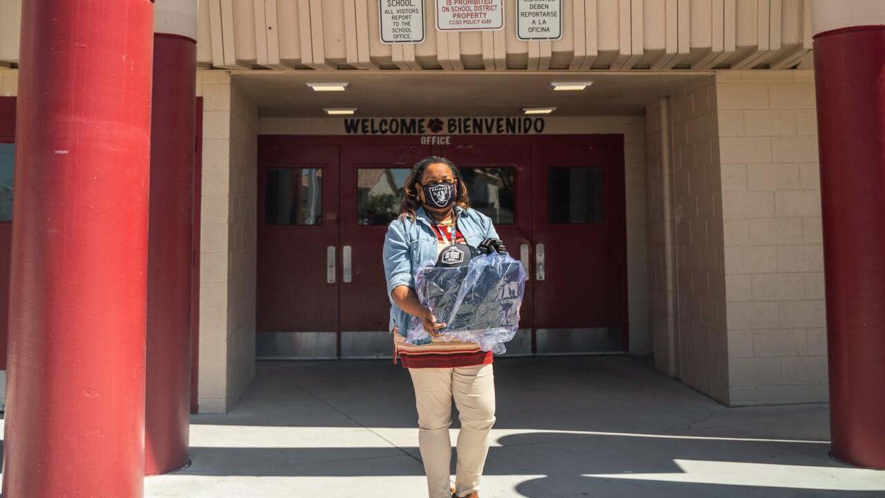 Ms. Hall, Ed Von Tobel Middle School.jpg
