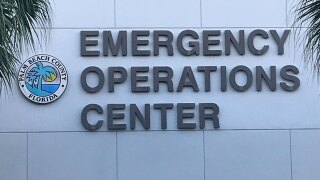 Condado Palm Beach declara estado de emergencía