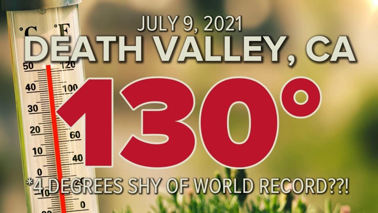 Death Valley Heat