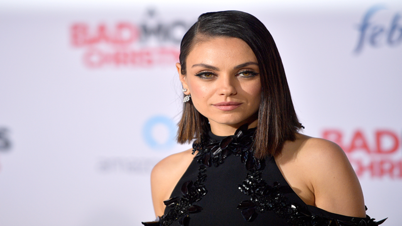 Mila Kunis makes monthly donations to Planned Parenthood in Mike Pence's name