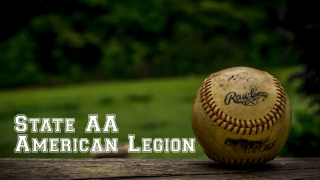 Scores and pairings: State AA American Legion Baseball tournament
