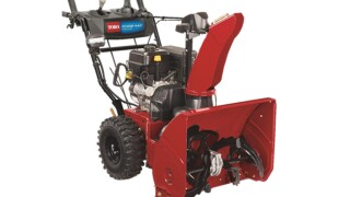 Toro recalls snowblower due to amputation risk