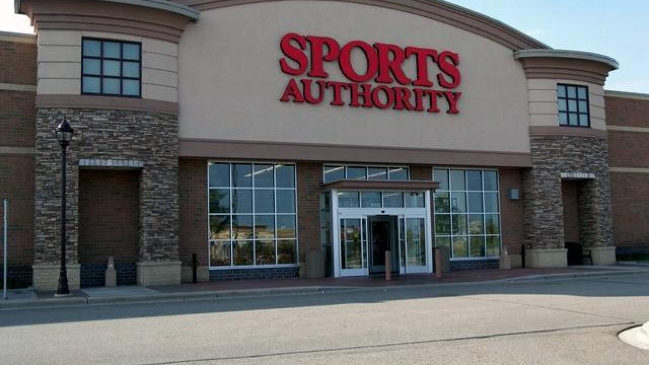 Sports Authority files for Chapter 11 bankruptcy