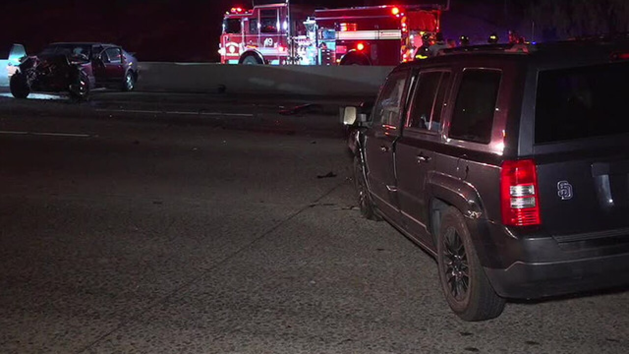 Woman helping crash victims hit, killed by SUV