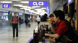 Alcohol In Airports