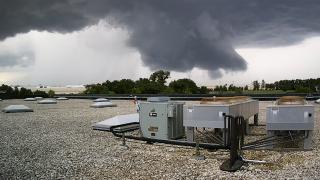Lenexa storm time lapse