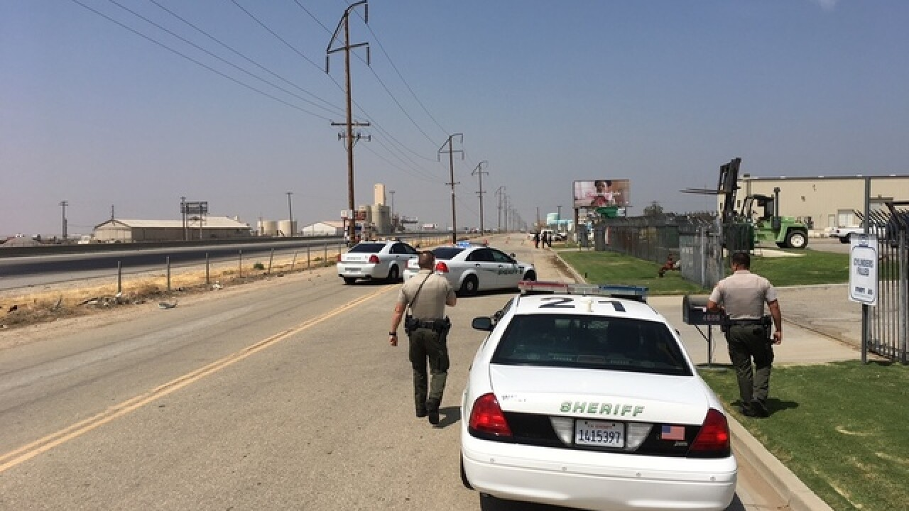 KCSO details officer involved shooting