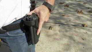 Florida Republican files bill to remove 'permission slip' to carry concealed weapon