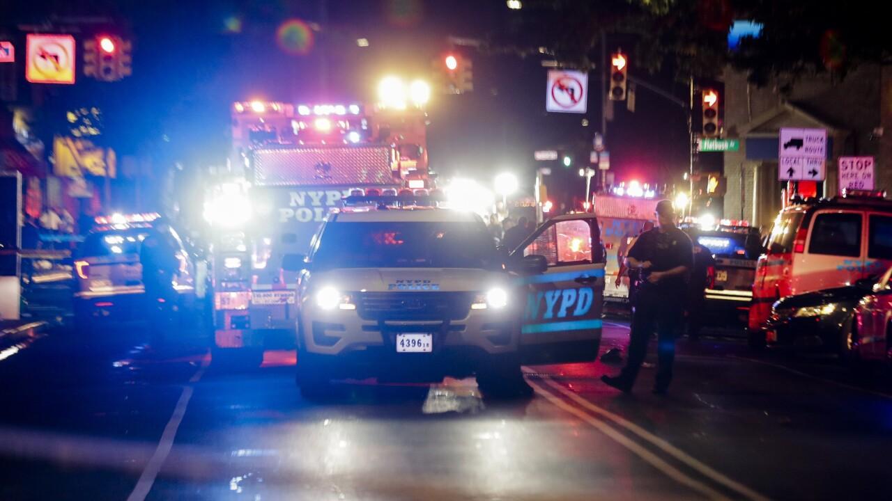Police Shooting New York
