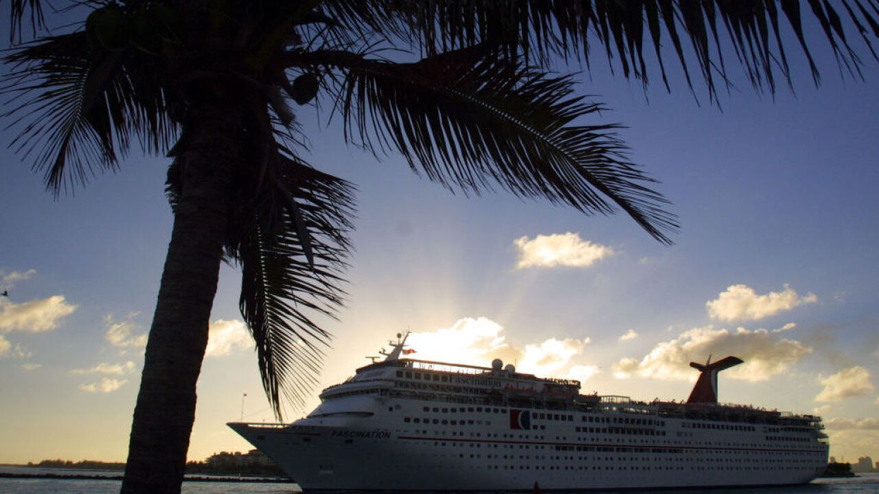 Carnival Cruise ship gets one of the lowest sanitation grades ever for the company