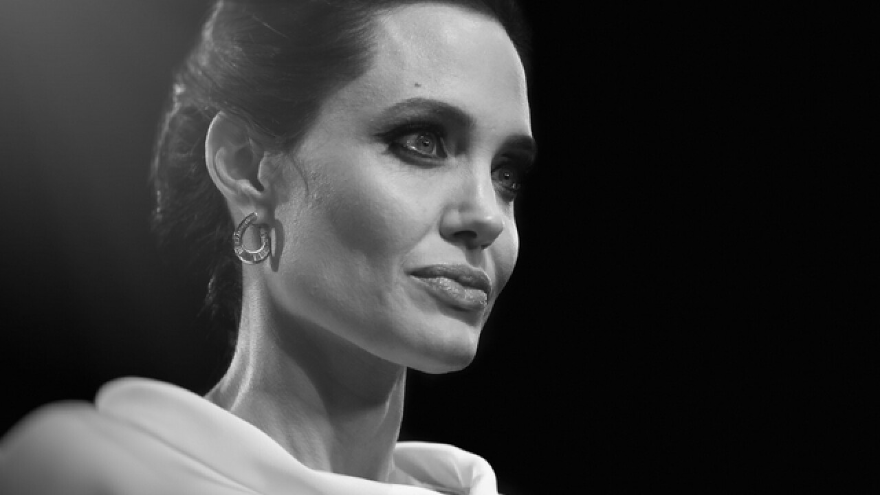 Angelina Jolie will donate salary from latest beauty gig