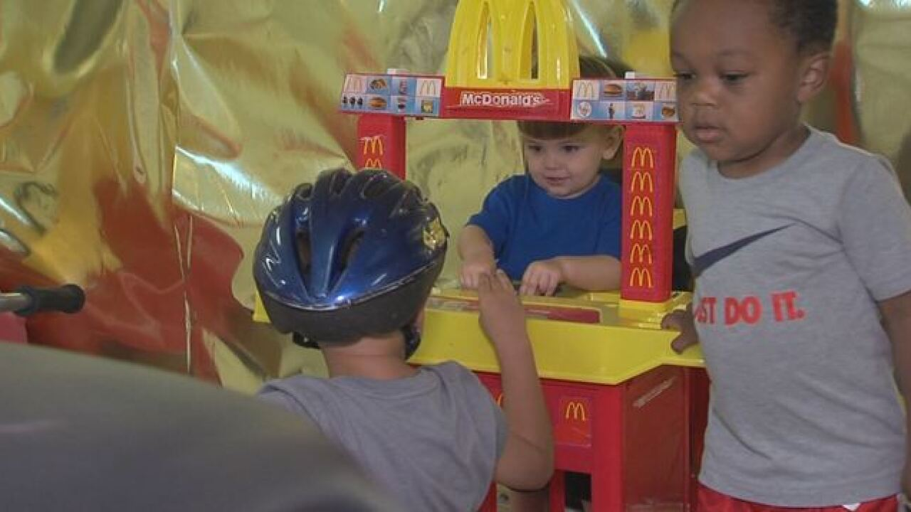 State gets $49M to help families with child care