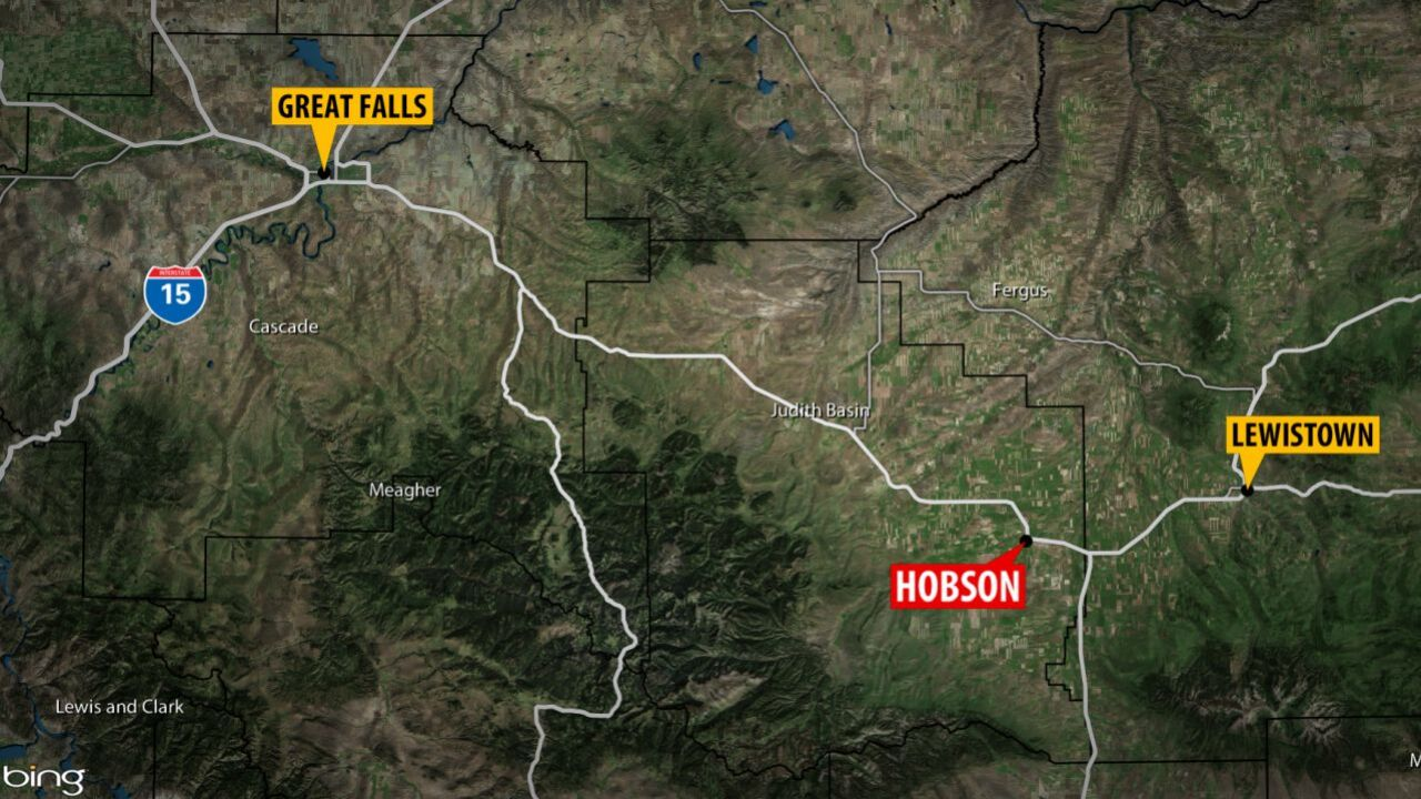hobson map