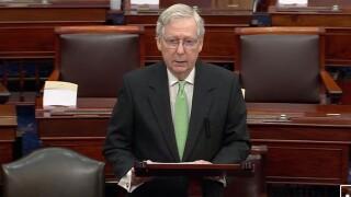 McConnell rejects Schumer's call for witnesses at impeachment trial