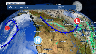 Beautiful stretch of weather for SW Montana