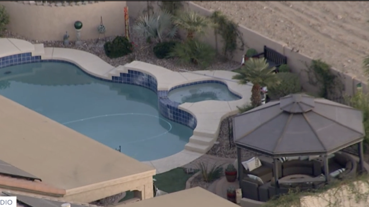 Toddler near-drowning in Waddell
