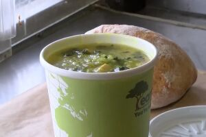 Helena bushiness team up for Stone Soup Project