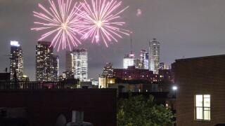Fireworks Follies