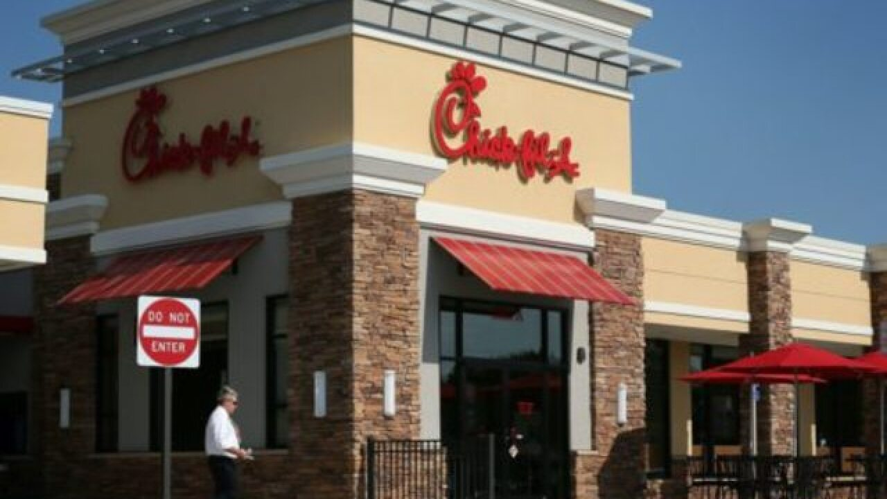 Woman gives birth in Chick-fil-A bathroom, baby gets perks