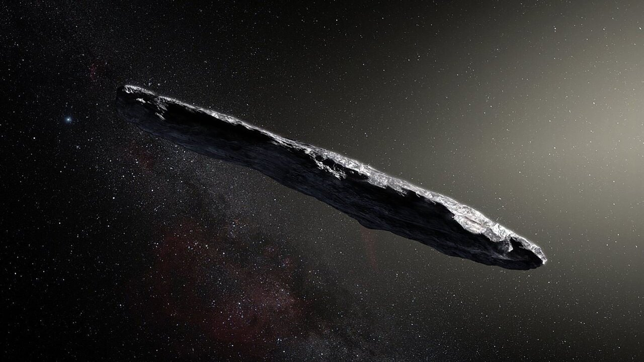 Mystery object that sped past Earth last year could be probe sent by aliens, Harvard researchers say