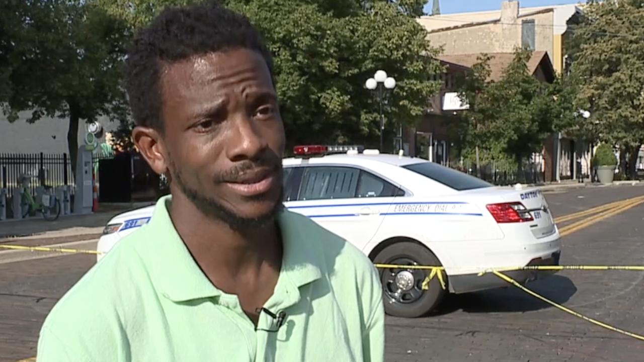 Damon Davenport Jr. of Dayton loses two cousins in mass shootings