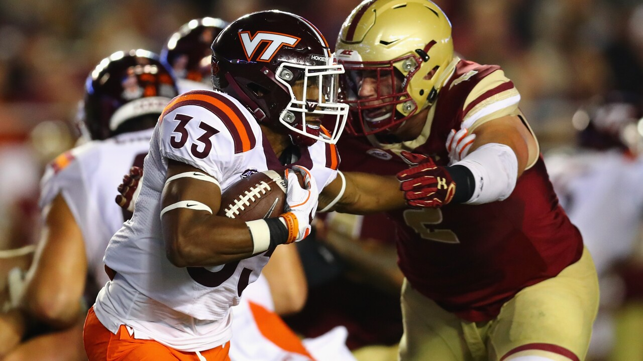 Virginia, Virginia Tech to have early season football games featured on ACC Network