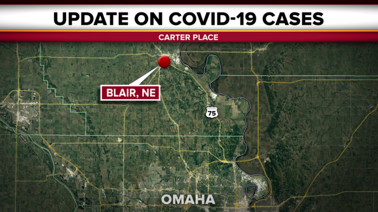 Washington County hosts briefing on COVID-19 cases