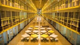 Cell Block 7 Prison Museum Day