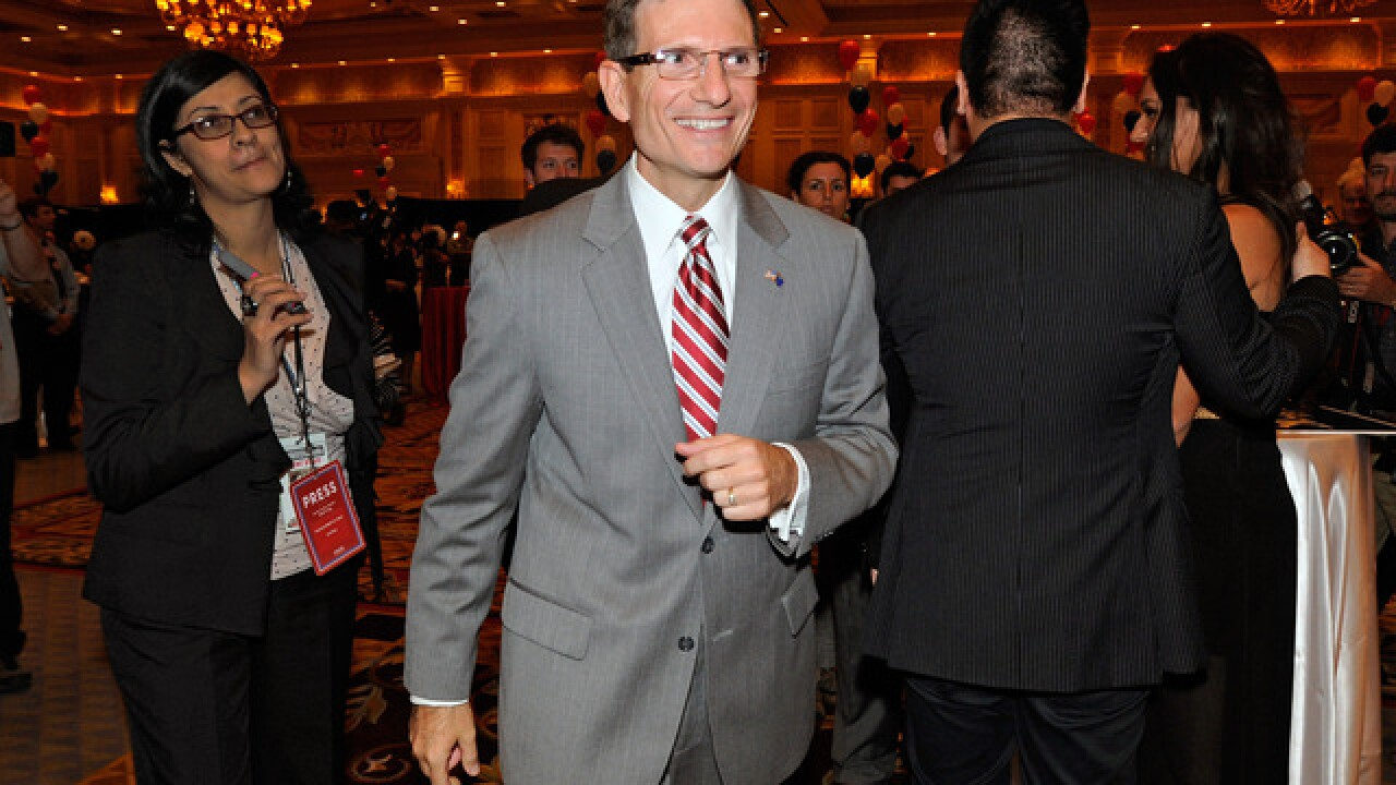 Nevada Republican Senate hopeful Joe Heck launches first TV ad of general election campaign